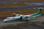 きったんさんが、中部国際空港で撮影したANAウイングス DHC-8-402Q Dash 8の航空フォト(写真)