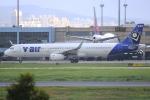 Koba UNITED®さんが、台湾桃園国際空港で撮影したV エア A321-231の航空フォト(写真)