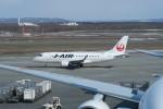 職業旅人さんが、新千歳空港で撮影したジェイ・エア ERJ-170-100 (ERJ-170STD)の航空フォト(写真)