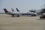 職業旅人さんが、仙台空港で撮影したアイベックスエアラインズ CL-600-2C10 Regional Jet CRJ-702の航空フォト(写真)