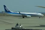 職業旅人さんが、羽田空港で撮影した全日空 737-881の航空フォト(写真)