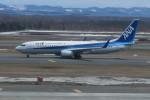 職業旅人さんが、新千歳空港で撮影した全日空 737-881の航空フォト(写真)