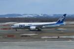 職業旅人さんが、新千歳空港で撮影した全日空 787-8 Dreamlinerの航空フォト(写真)