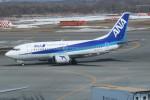 職業旅人さんが、新千歳空港で撮影したANAウイングス 737-54Kの航空フォト(写真)