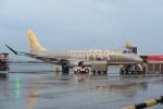 職業旅人さんが、名古屋飛行場で撮影したフジドリームエアラインズ ERJ-170-200 (ERJ-175STD)の航空フォト(写真)