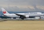 bravotaisei787さんが、熊本空港で撮影した日本航空 767-346の航空フォト(写真)