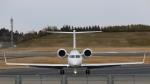 raichanさんが、成田国際空港で撮影したウィルミントン・トラスト・カンパニー G-IV-X Gulfstream G450の航空フォト(写真)