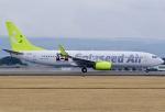 bravotaisei787さんが、熊本空港で撮影したソラシド エア 737-86Nの航空フォト(写真)