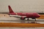 リリココさんが、中部国際空港で撮影した吉祥航空 A320-214の航空フォト(写真)
