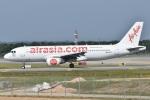 Narita spotterさんが、クアラルンプール国際空港で撮影したエアアジア A320-216の航空フォト(写真)