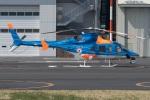 Narita spotterさんが、東京ヘリポートで撮影した朝日航洋 430の航空フォト(写真)