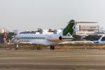mameshibaさんが、羽田空港で撮影したNoristevo Investments Ltd BD-700-1A11 Global 5000の航空フォト(写真)