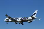 tombowさんが、成田国際空港で撮影したフィンエアー A340-313Xの航空フォト(写真)