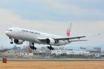 shining star ✈さんが、伊丹空港で撮影した日本航空 777-346の航空フォト(写真)