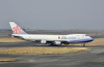 kix-boobyさんが、関西国際空港で撮影したチャイナエアライン 747-409F/SCDの航空フォト(写真)
