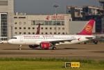 jjieさんが、上海虹橋国際空港で撮影した吉祥航空 A320-214の航空フォト(写真)
