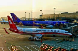 上海虹橋国際空港 - Shanghai Hongqiao International Airport [SHA/ZSSS]で撮影された上海虹橋国際空港 - Shanghai Hongqiao International Airport [SHA/ZSSS]の航空機写真