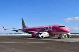 bestguyさんが、札幌飛行場で撮影したフジドリームエアラインズ ERJ-170-200 (ERJ-175STD)の航空フォト(写真)