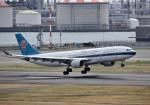 mojioさんが、羽田空港で撮影した中国南方航空 A330-223の航空フォト(写真)