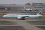 ja007gさんが、羽田空港で撮影したエア・カナダ 777-333/ERの航空フォト(写真)