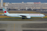 PASSENGERさんが、羽田空港で撮影したエア・カナダ 777-333/ERの航空フォト(写真)