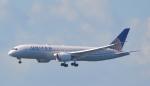 toyoquitoさんが、関西国際空港で撮影したユナイテッド航空 787-822の航空フォト(写真)