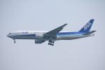 フレッシュマリオさんが、羽田空港で撮影した全日空 777-281/ERの航空フォト(写真)