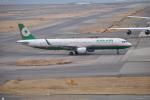 うすさんが、関西国際空港で撮影したエバー航空 A321-211の航空フォト(写真)