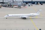 まいけるさんが、ミュンヘン・フランツヨーゼフシュトラウス空港で撮影したBMIリージョナル ERJ-145EUの航空フォト(写真)