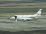 commet7575さんが、福岡空港で撮影したユタ銀行 G200/G250/G280の航空フォト(写真)