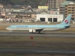 commet7575さんが、福岡空港で撮影した大韓航空 737-9B5の航空フォト(写真)