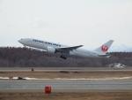 いおんさんが、新千歳空港で撮影した日本航空 777-289の航空フォト(写真)