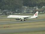 commet7575さんが、福岡空港で撮影した中国東方航空 A321-231の航空フォト(写真)