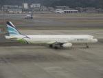 commet7575さんが、福岡空港で撮影したエアプサン A321-131の航空フォト(写真)
