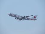 いおんさんが、千歳基地で撮影した航空自衛隊 747-47Cの航空フォト(写真)