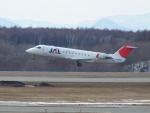いおんさんが、新千歳空港で撮影したジェイ・エア CL-600-2B19 Regional Jet CRJ-200ERの航空フォト(写真)