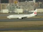 commet7575さんが、福岡空港で撮影した日本トランスオーシャン航空 737-446の航空フォト(写真)