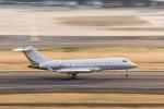 mameshibaさんが、羽田空港で撮影したプライベートエア BD-700-1A11 Global 5000の航空フォト(写真)