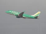 commet7575さんが、福岡空港で撮影したフジドリームエアラインズ ERJ-170-100 SU (ERJ-170SU)の航空フォト(写真)
