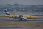 masa634さんが、羽田空港で撮影した全日空 777-281/ERの航空フォト(写真)