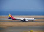 Cayenneさんが、中部国際空港で撮影したアシアナ航空 A321-231の航空フォト(写真)