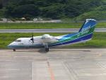 ななにさんが、長崎空港で撮影したオリエンタルエアブリッジ DHC-8-201Q Dash 8の航空フォト(写真)