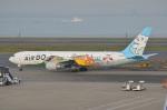 amagoさんが、羽田空港で撮影したAIR DO 767-381の航空フォト(写真)