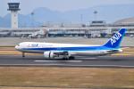 turenoアカクロさんが、高松空港で撮影した全日空 767-381の航空フォト(写真)