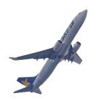 tkosadaさんが、羽田空港で撮影したスカイマーク 737-86Nの航空フォト(写真)