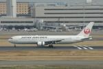 むこいちさんが、羽田空港で撮影した日本航空 767-346の航空フォト(写真)