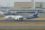 むこいちさんが、羽田空港で撮影した全日空 787-881の航空フォト(写真)