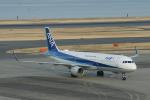 むこいちさんが、羽田空港で撮影した全日空 A321-211の航空フォト(写真)