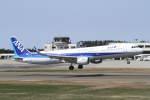 プルシアンブルーさんが、庄内空港で撮影した全日空 A321-211の航空フォト(写真)