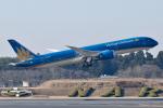 panchiさんが、成田国際空港で撮影したベトナム航空 787-9の航空フォト(写真)